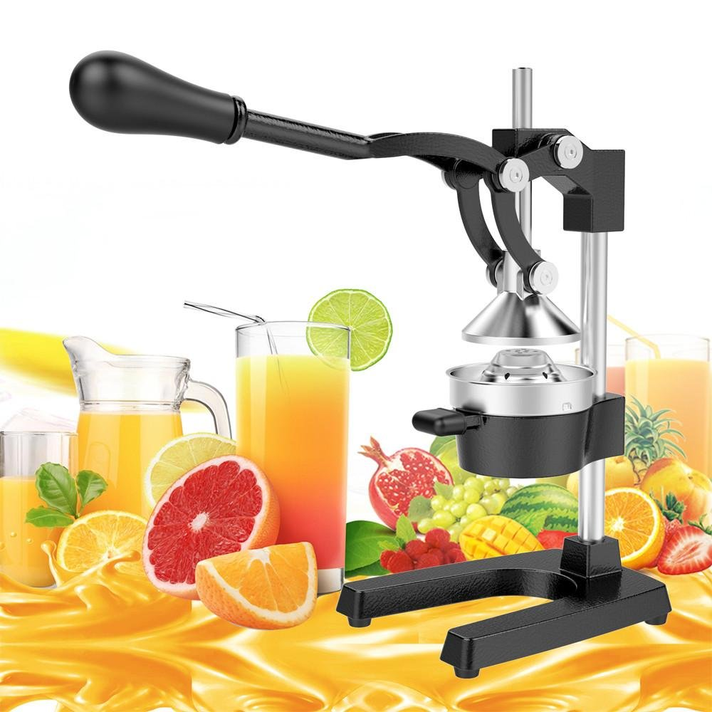 Manual juicer. Useful device for home 88