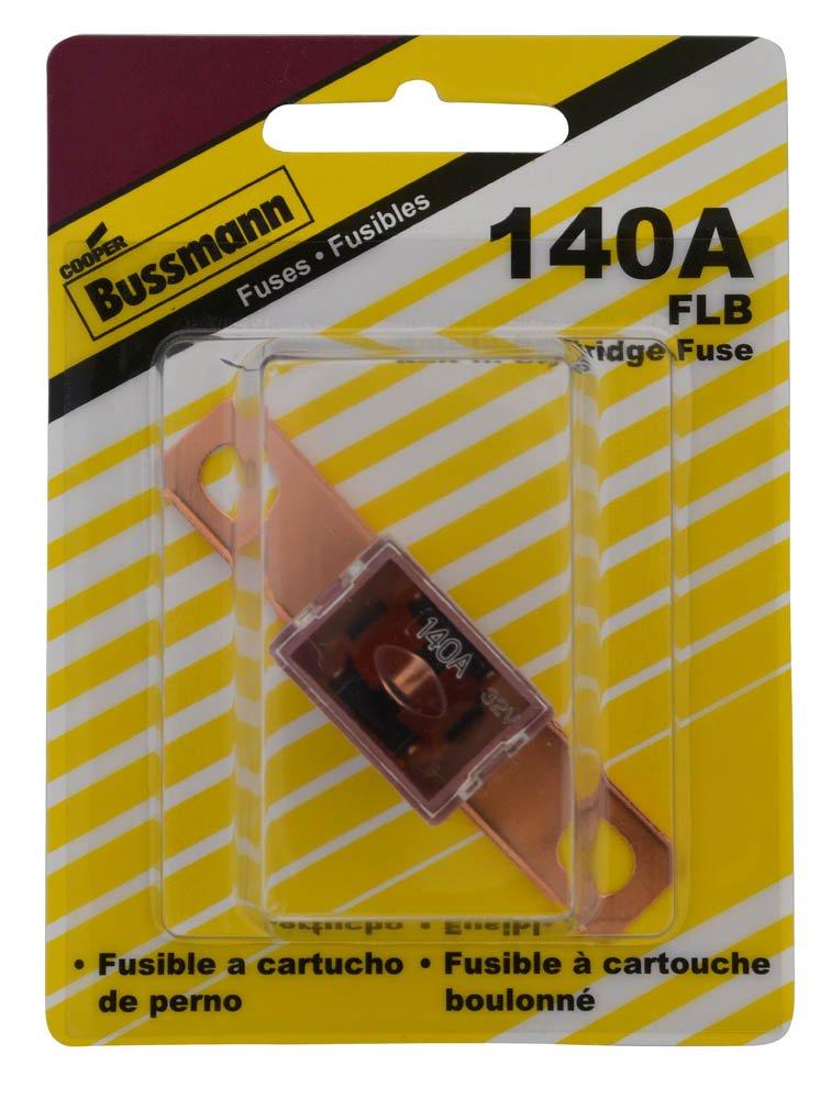 140 Amp Bolt-on Fusible Link with 13//16 Bolt Terminal Bussmann BP//FLB-140-RP