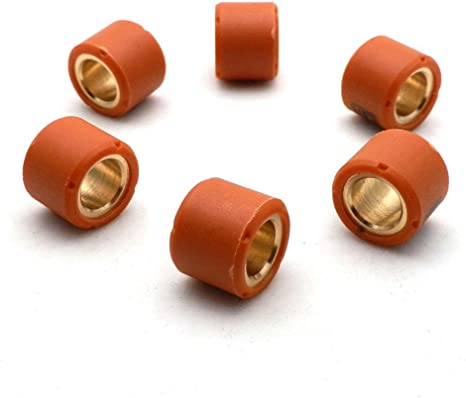 yunshuo variador rendimiento rodillo pesos Scooter 18/x 14/mm GY6/110/125/150/cc