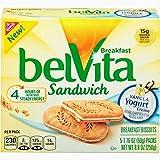 belVita Vanilla Yogurt Creme Breakfast Biscuit