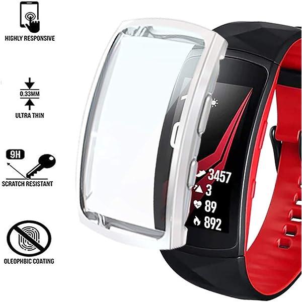 Granadatech [Pack-2] Protector de Pantalla para Samsung Galaxy ...