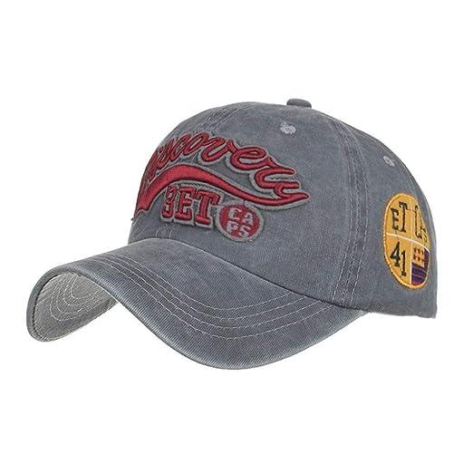 HJBH Algodón del Sombrero de la Gorra de béisbol de Agua Sports ...