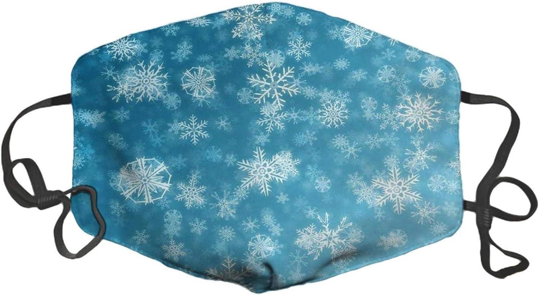 Face Decorative Cotton Windproof Reusable Comfortable Breathable for Men Women Unisex