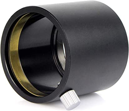 2-inch Telescope Adapter M48 for Schmidt-Cassegrain Telescope+Compression