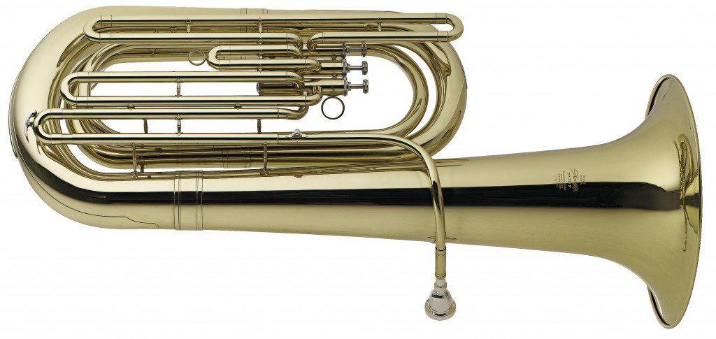 Stagg WS - BT235 Bb Tuba with Case