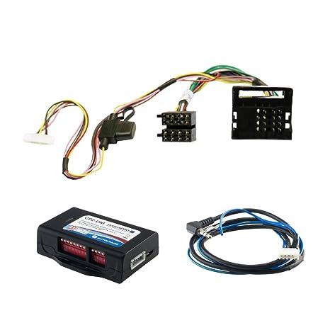 Para ford fiesta 7 sí bus can volante teclas Auto Radio Adaptador Cable de conexión