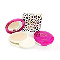 Cathy Doll CC Speed White Pressed Powder Pact SPF 40 No. 21 Light Beige