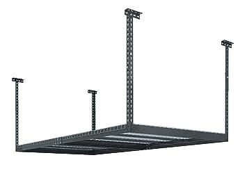 Incroyable Newage Produits 40151 4 Feet Par Rouleau Support De Plafond Garage Support  De Rangement,
