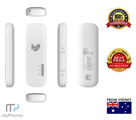 Huawei E8372 USB + WiFi 4GX 4G Unlocked Mobile Broadband Modem