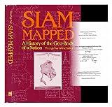 Siam Mapped, Winichakul Thongchai, 0824813375