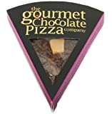 Gourmet Chocolate Pizza Slices Indiviually Wrapped (Heavenley Honeycomb)
