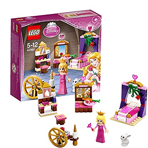 Lego disney princess : sleeping beauty's royal bedroom (Letto Castello Di Fata)