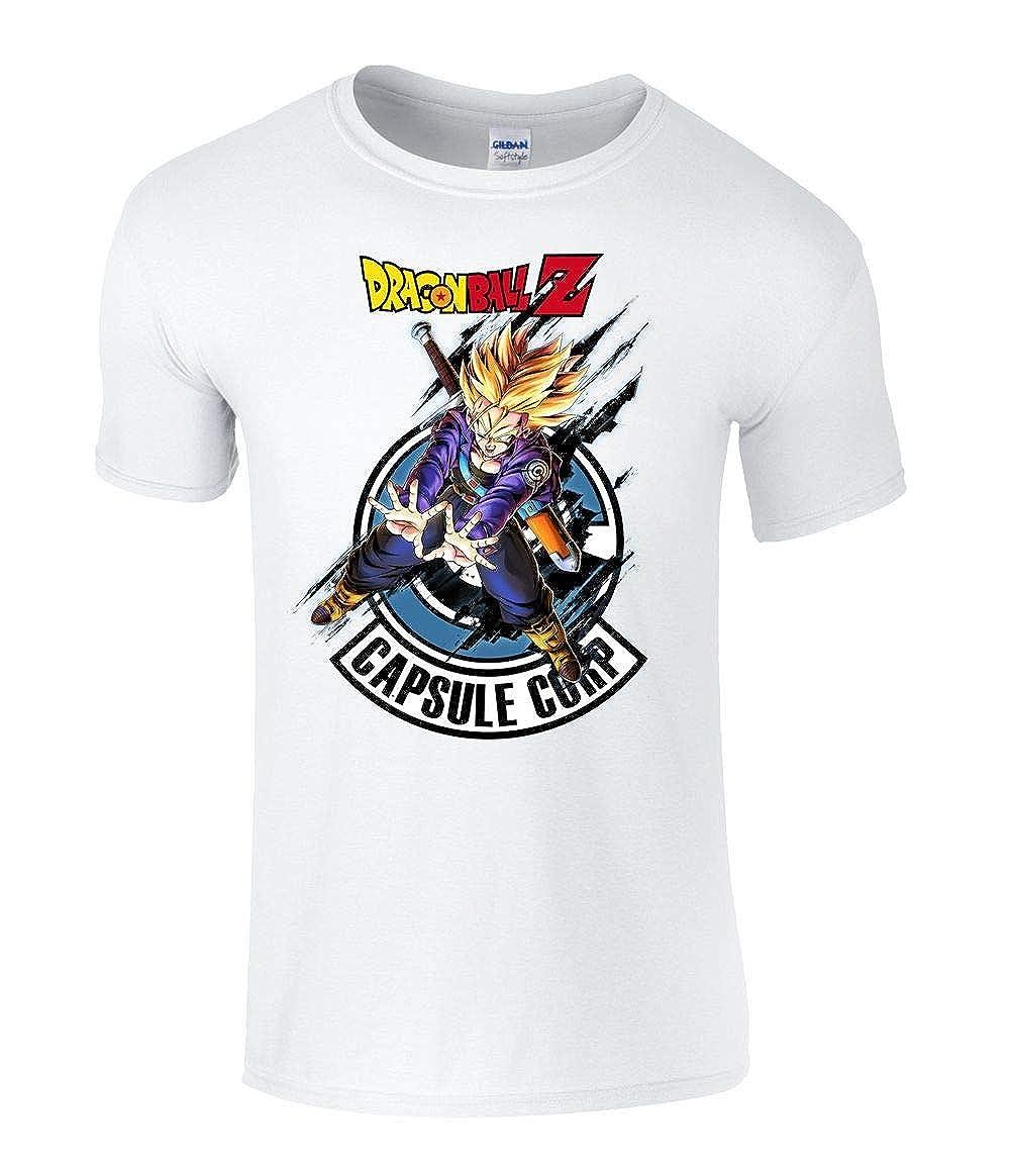 Dragon Ball Z Anime Featuring Trunks Unisex T-Shirt