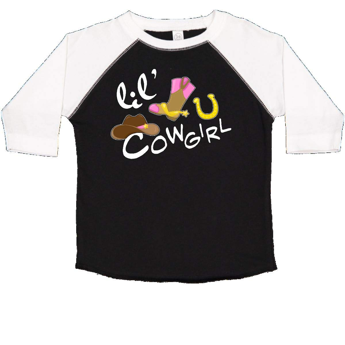 inktastic Lil Cowgirl Toddler T-Shirt