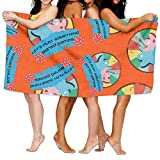 Bored-Games-Board-Gaming Fitness Towels Extra Absorbent Polyester Bath Towels