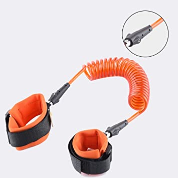 Anti Lost Adjustable Child Wrist Leash Baby Safety Walking Harness Traction Rope Baby Safety & Health