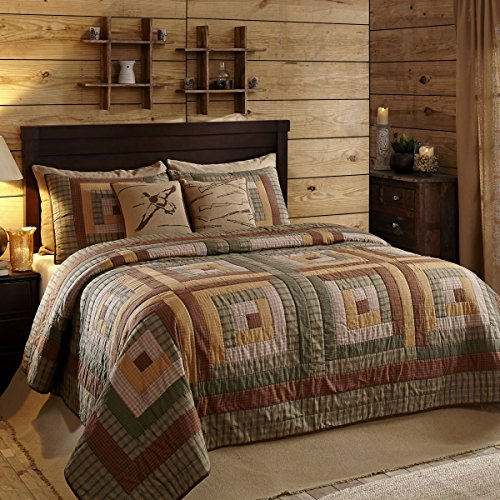 The BitLoom Co. Rustic & Lodge Quilts, Tallmadge