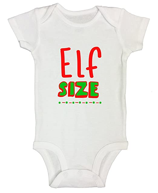 cb976a699 Amazon.com: Kids Christmas Holiday Onesie Bodysuit