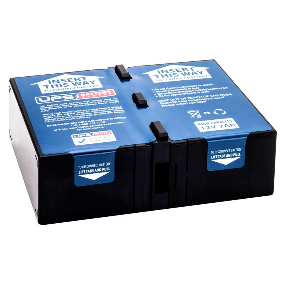 APC Smart UPS 2200 SU2200 UPSBatteryCenter Compatible Replacement Battery Set