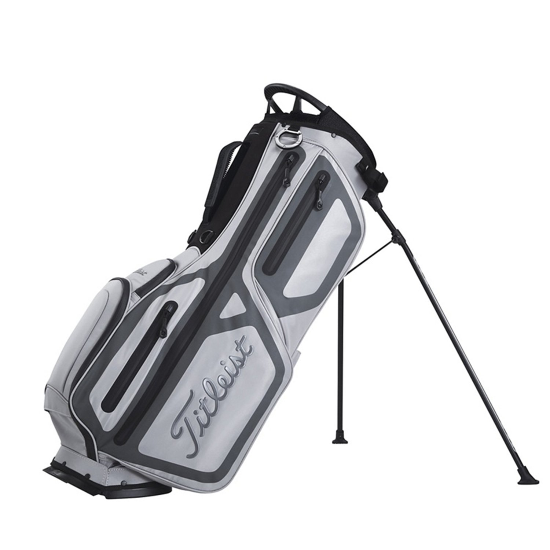 TITLEIST (タイトリスト) Golf Bags ゴルフバッグ B072TWSMN2 Hybrid Stand Bag, TB7SXH-2, GREY Hybrid Stand Bag, TB7SXH2, GREY