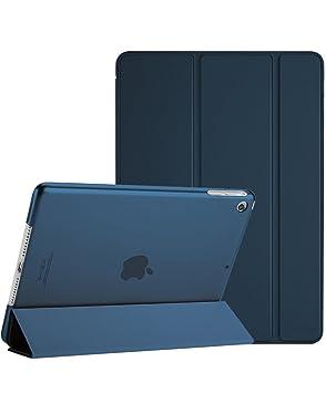 ProCase Funda Inteligente para iPad Air, Carcasa Folio Ligera y Delgada con Smart Cover/Reverso Translúcido Esmerilado/Soporte, para Apple iPad Air ...