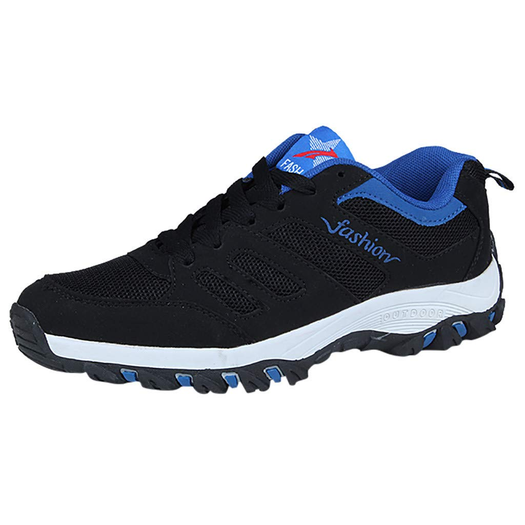 CUTUDE Laufschuhe Herren Sportschuhe Straßenlaufschuhe Sneaker Joggingschuhe Turnschuhe Walkingschuhe rutschfeste Verschleißfeste Fitness Atmungsaktive Schuhe Mode