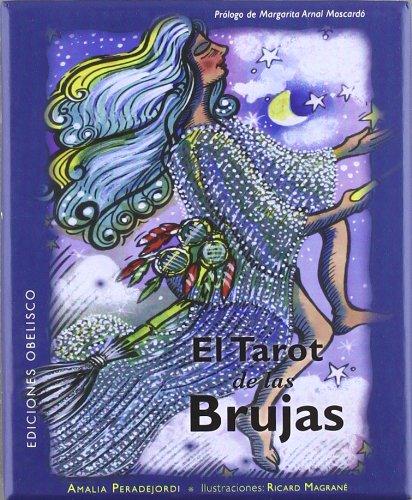 El tarot de las brujas + cartas (CARTOMANCIA): Amazon.es ...