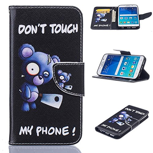 Firefish Kickstand Leather Scratch Resistance Magnetic product image