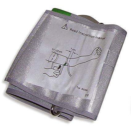 OMRON Brassard - Brazalete para tensiómetro de brazo, color gris