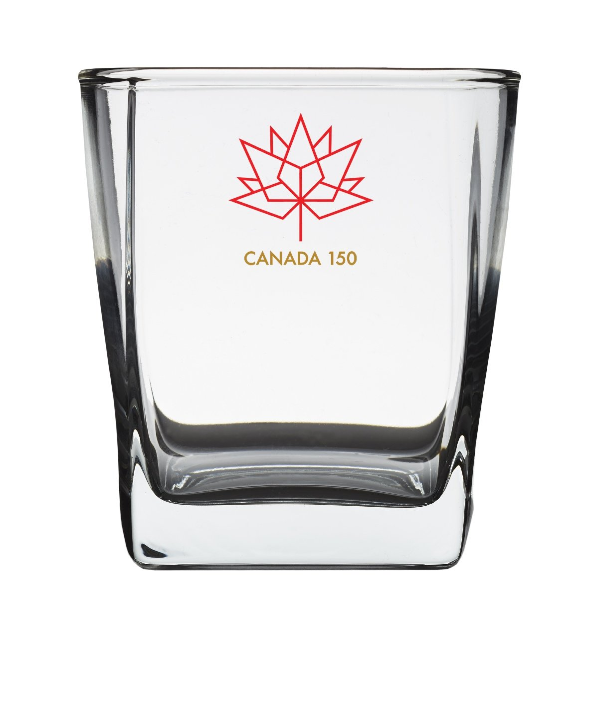 $$9.74(was $17.99) Canada 150 Years Anniversary 1867-2017 Logo Deluxe Whisky Glass Set of 2
