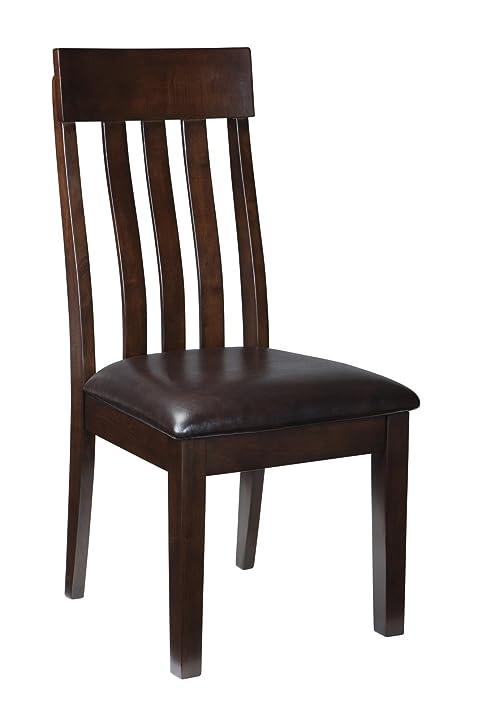 Amazon.com - Ashley Furniture Signature Design - Haddigan Dining ...