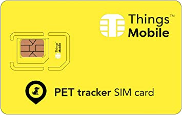 No Fixed Costs with Global Coverage and Multi-Operator GSM//2G//3G//4G LTE Network Things Mobile No Expiration Date and Competitive Rates SIM Card for GPS Tracker with $10 Credit Included