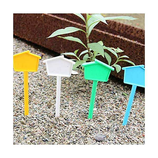 KANKOO Garden Tags Plant Labels for Seed Plant Labels for Vegetables Plant Labels for Potted Plant Labels for Outdoor… 6 spesavip