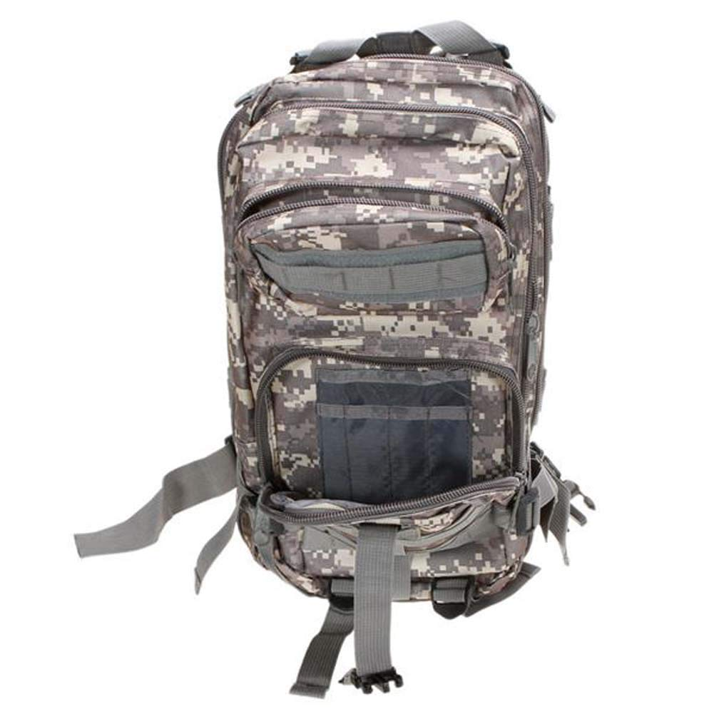 CP Camouflage 25 L Tactical Backpack Small Camping Hiking Backpack Shoulder Bag for Daily and Camping Use