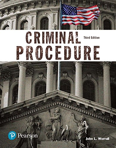 134548655 - Criminal Procedure (Justice Series) (3rd Edition) (The Justice Series)
