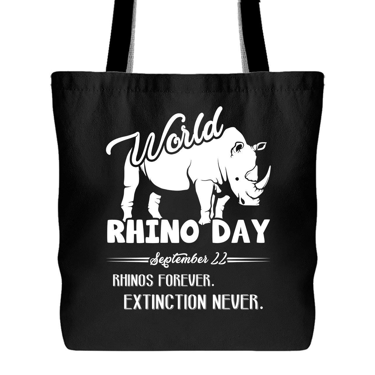 81f6daeef7e8 Amazon.com: Rhino Day Bags, Tote Bag, Fashion Bags (Black Tote Bag): Shoes