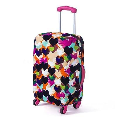 """'espeedy Étui de voyage, valise a preuve de la poussière de la couverture du voyage de voyage du protecteur du sac pour la taille 26-28"""" 1#"""