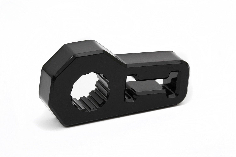 Daystar, Black Jack Handle Isolator, reduce jack handle rattling, KU71071BK, Made in America by Daystar