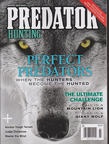 Predator Hunting Magazine Winter 2015-2016