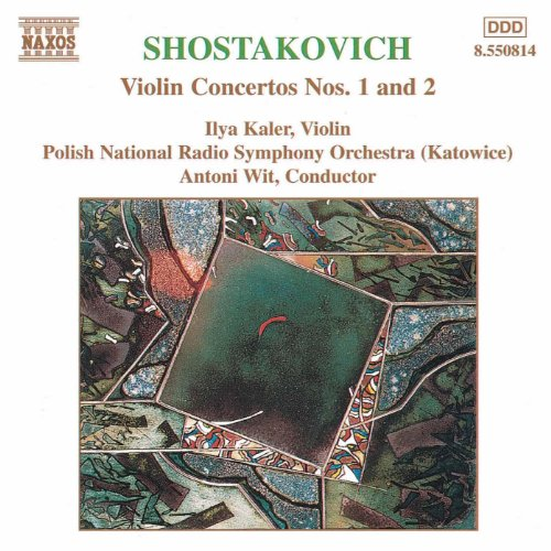 - Shostakovich: Violin Concertos Nos. 1 And 2
