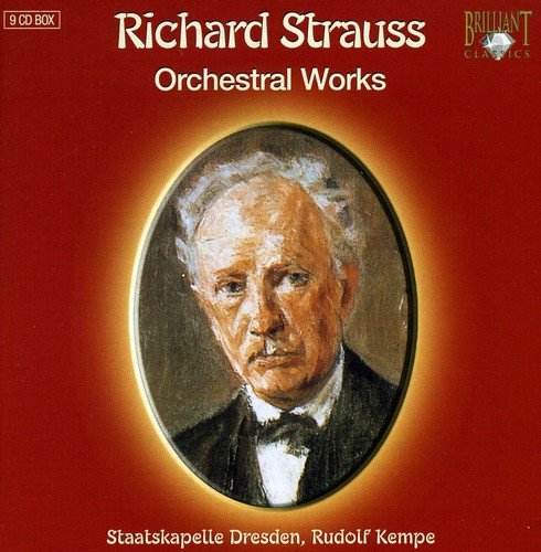Richard Strauss: Orchestral Works by Brilliant Classics