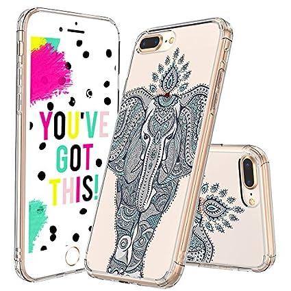 Amazon Com Iphone 7 Plus Case Iphone 8 Plus Case Mosnovo Cute