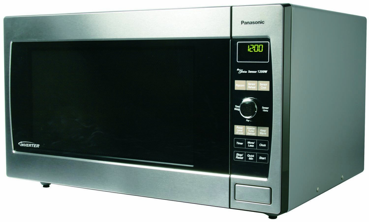 Panasonic Microwave Oven with Inverter Technology 33,980 L ...