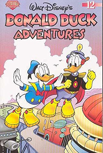 Read Online Donald Duck Adventures Volume 12 (Walt Disney's Donald Duck Adventures) PDF
