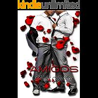 AMIGOS (Amigos y amantes nº 1) (Spanish Edition) book cover
