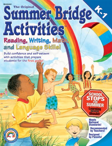 Summer Bridge Activities: Kindergarten to 1st Grade by Summer Bridge Activities