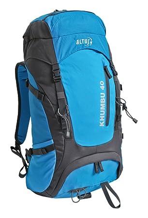 Altus Khumbu 40 - Mochila, Unisex, Color Gris/Azul, Talla única: Amazon.es: Deportes y aire libre