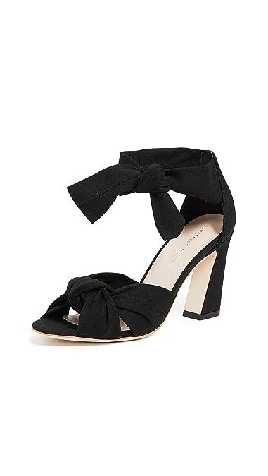 3d1a8147ff049 Amazon.com: Loeffler Randall Women's Nan Ankle Tie Sandal: Shoes