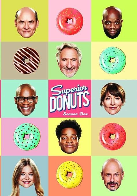 Amazon Com Superior Donuts Season 1 2 Discs Judd Hirsch Katey Sagal Jermaine Fowler David Koechner Movies Tv
