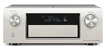 Denon AVRX4000SPE2 - AVR-X4000 Silver Amplificador